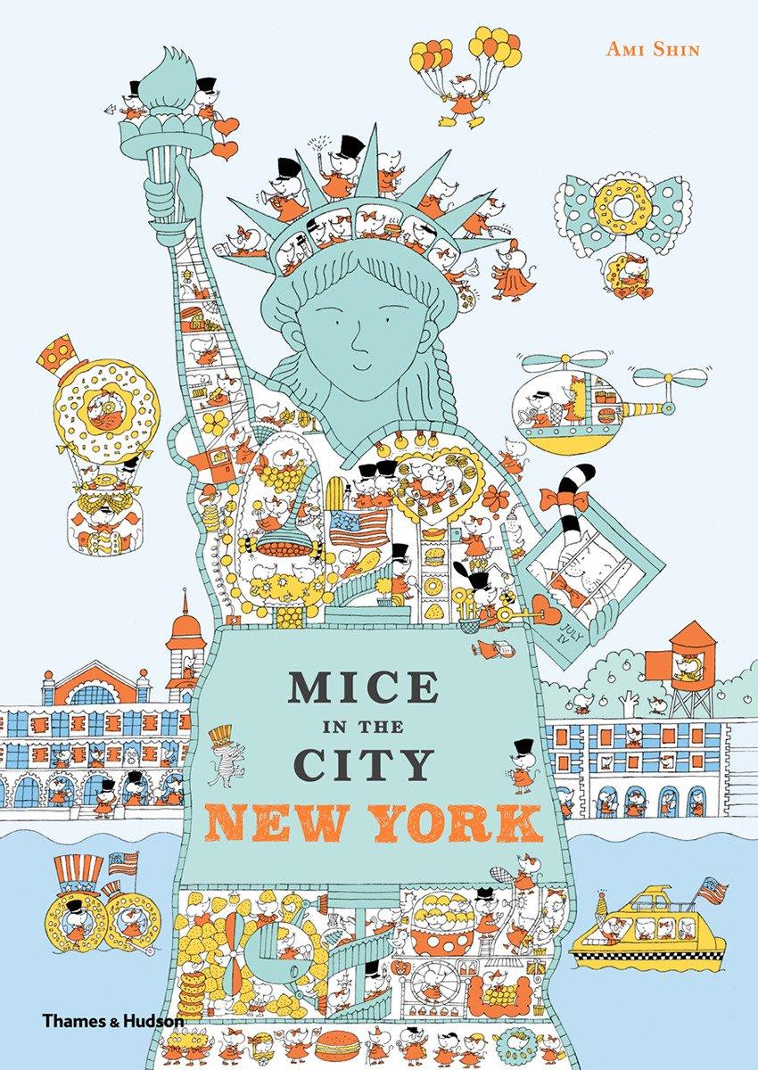 Mice in the City: New York (Mice in the City)