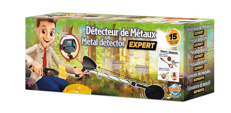 BUKI KTD2000 - Detector de Metales Experto: Amazon.es: Juguetes y ...