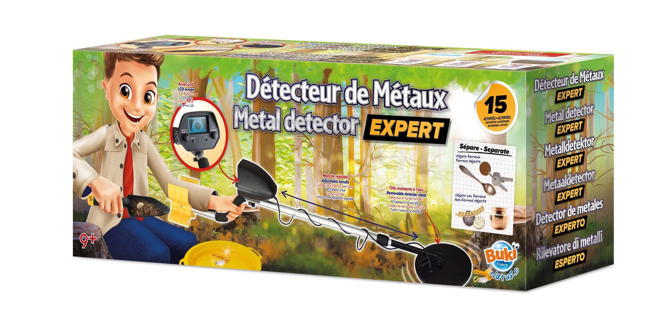 BUKI KTD2000 - Detector de Metales Experto product image