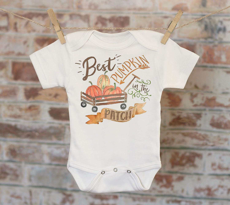 Cutest Pumpkin in the Patch Baby Bodysuit