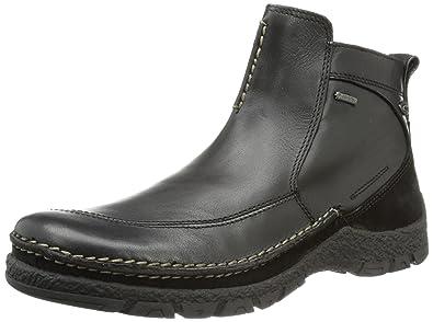 size 40 5ca3a d6e4f camel active Mens Bormio GTX 14 Boots Black Schwarz (black ...