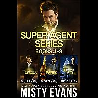 Super Agent Romantic Suspense Series Collection Books 1-3
