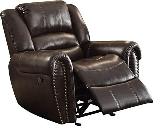 Homelegance-Power-Reclining-Bonded-Leather-Traditional-Chair-with-Accentuated-Nail-Headed-Arm-Rest