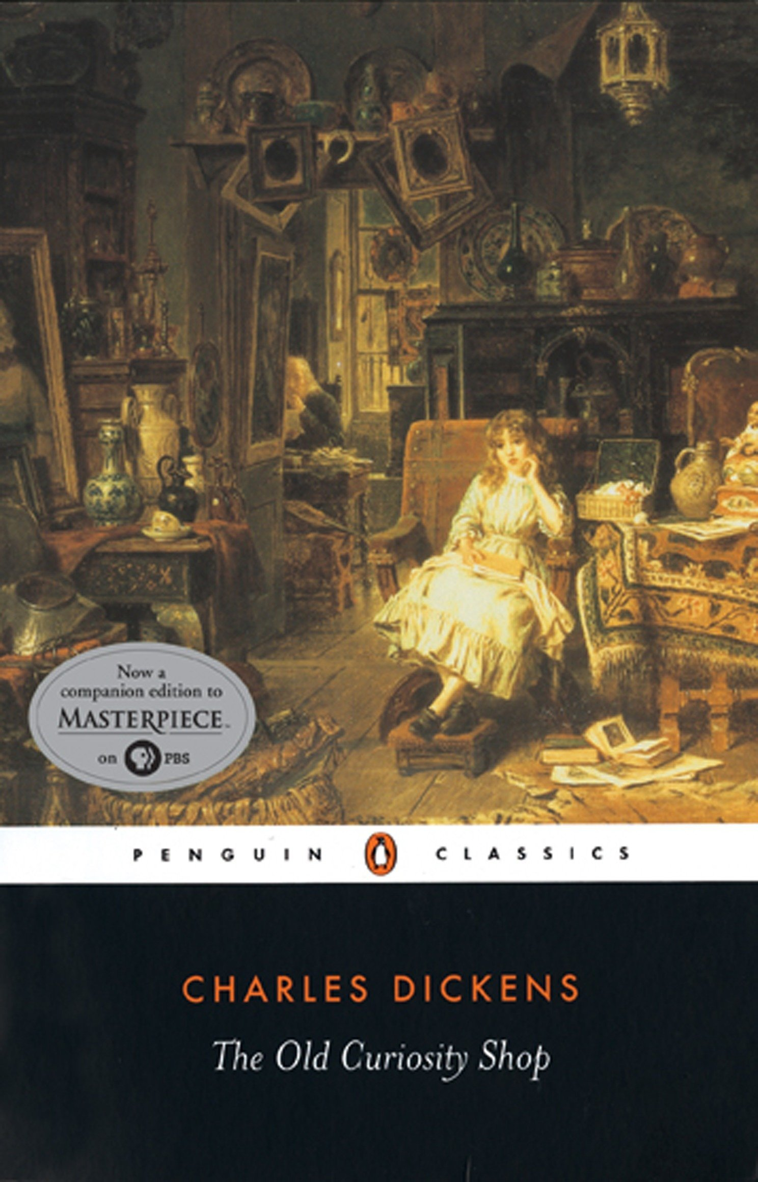 The Old Curiosity Shop (Penguin Classics): Dickens, Charles, Page, Norman:  9780140437423: Amazon.com: Books