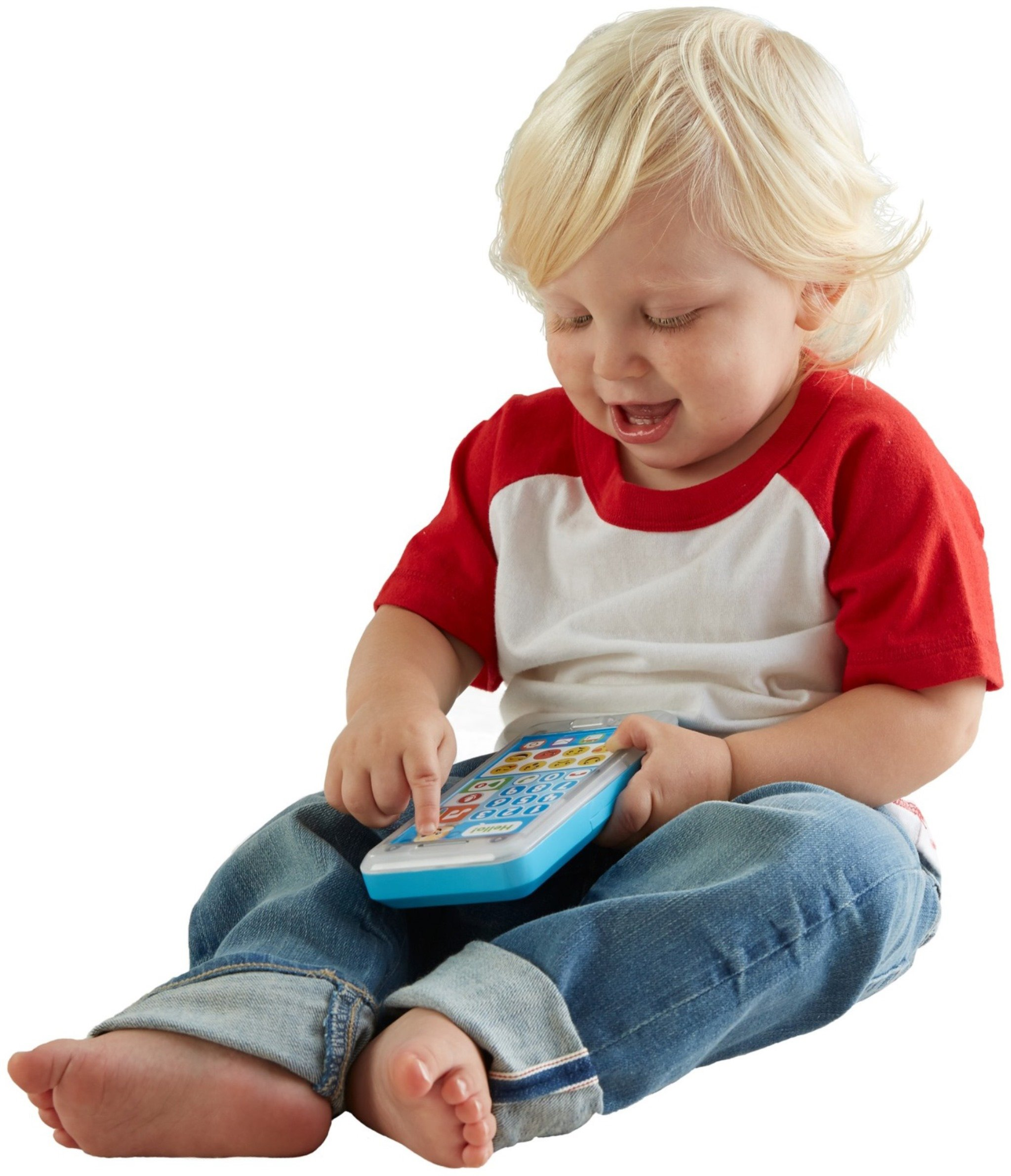Fisher-Price Laugh & Learn Leave A Message Smart Phone, Puppy by Fisher-Price (Image #2)