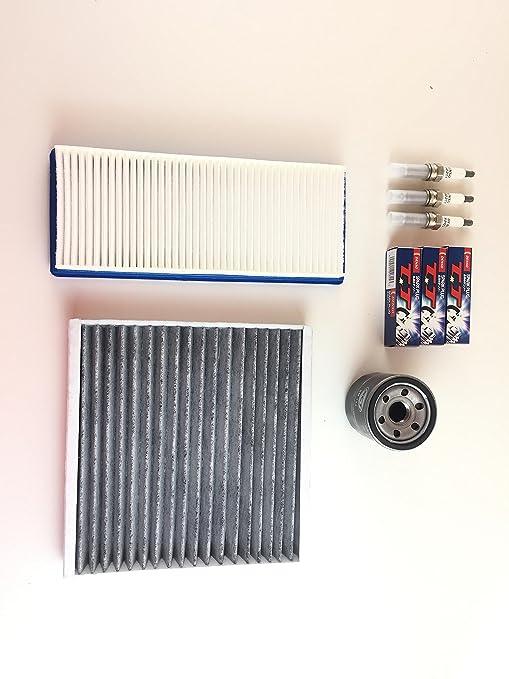 Filtro de aceite Filtro de aire Filtro de carbón activo 3 Bujía Fortwo 451 1.0