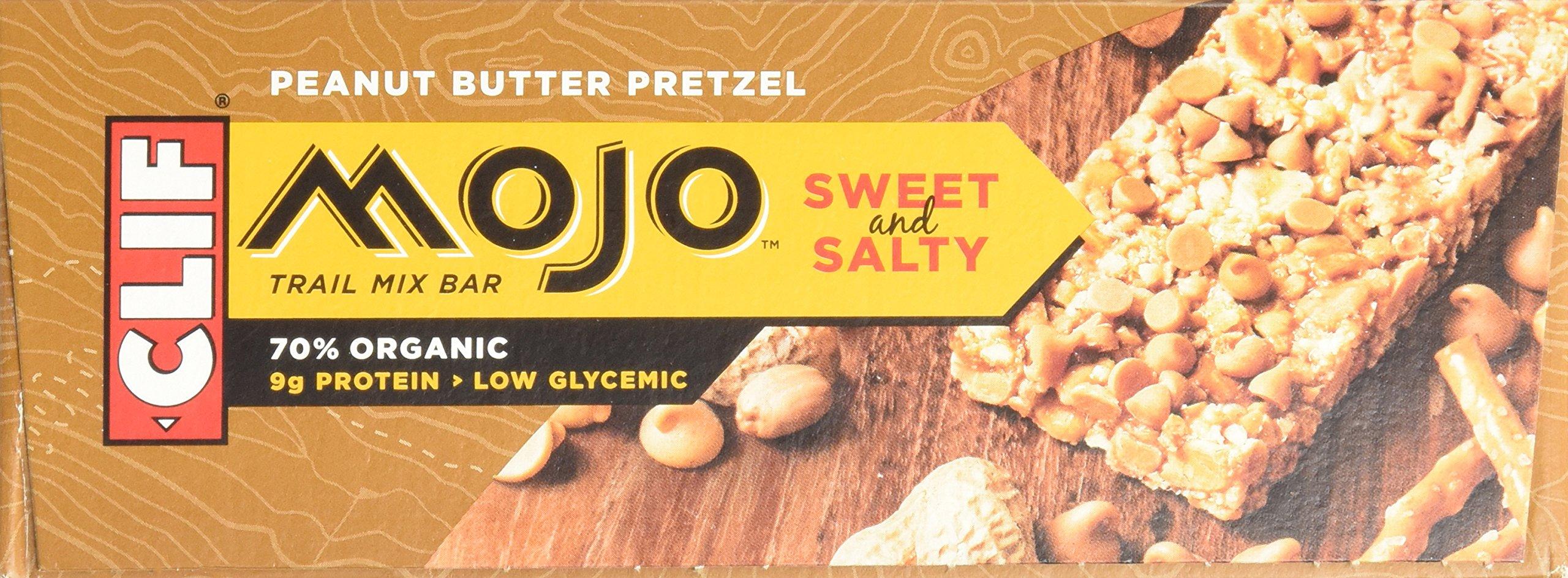 Clif Mojo Bar, Peanut Butter Pretzel, Net Wt. 19.08 Oz. 12 Count (Pack of 2) by Clif Bar (Image #4)