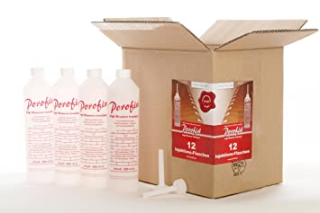 Porofin® Horizontalsperre Karton (Inhalt 12 Flaschen) gegen feuchte ...