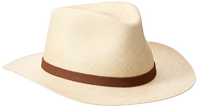 136f1d0b Tommy Bahama Men's Panama Outback Hat at Amazon Men's Clothing store: