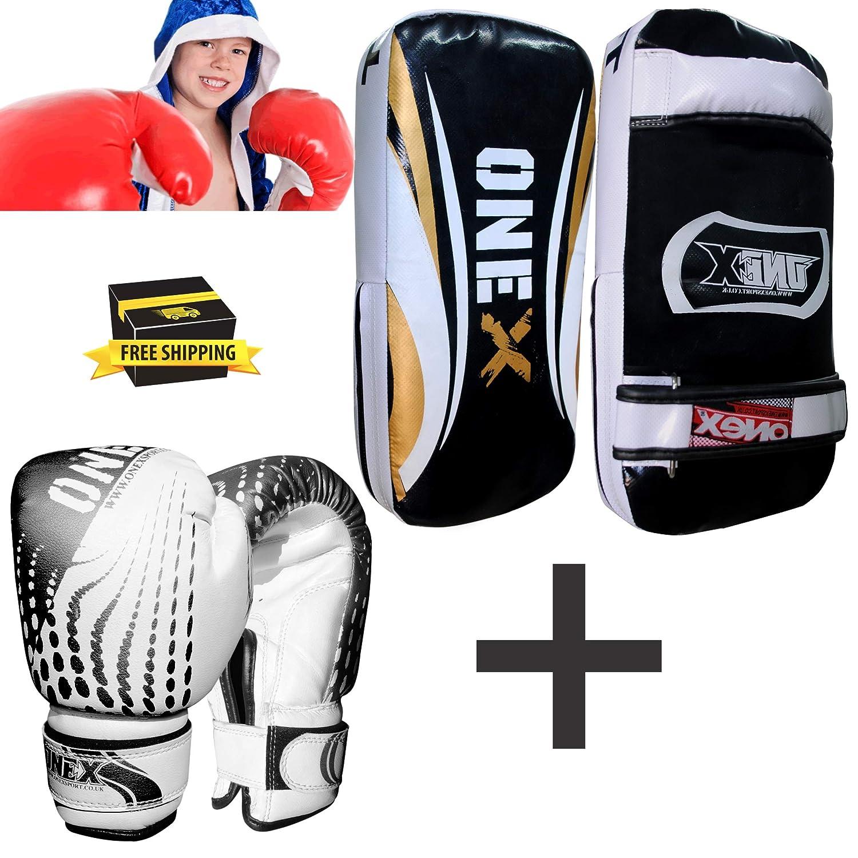 MMA Karate Fight Combat Sport Boxing Kick Pad Training Sparing Martial Arts