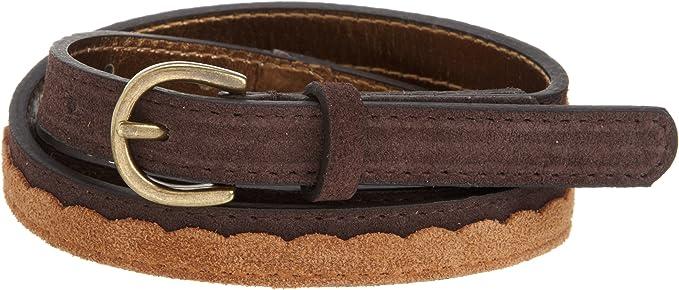 Women/'s Plus Size Tan 2X Skinny Belt