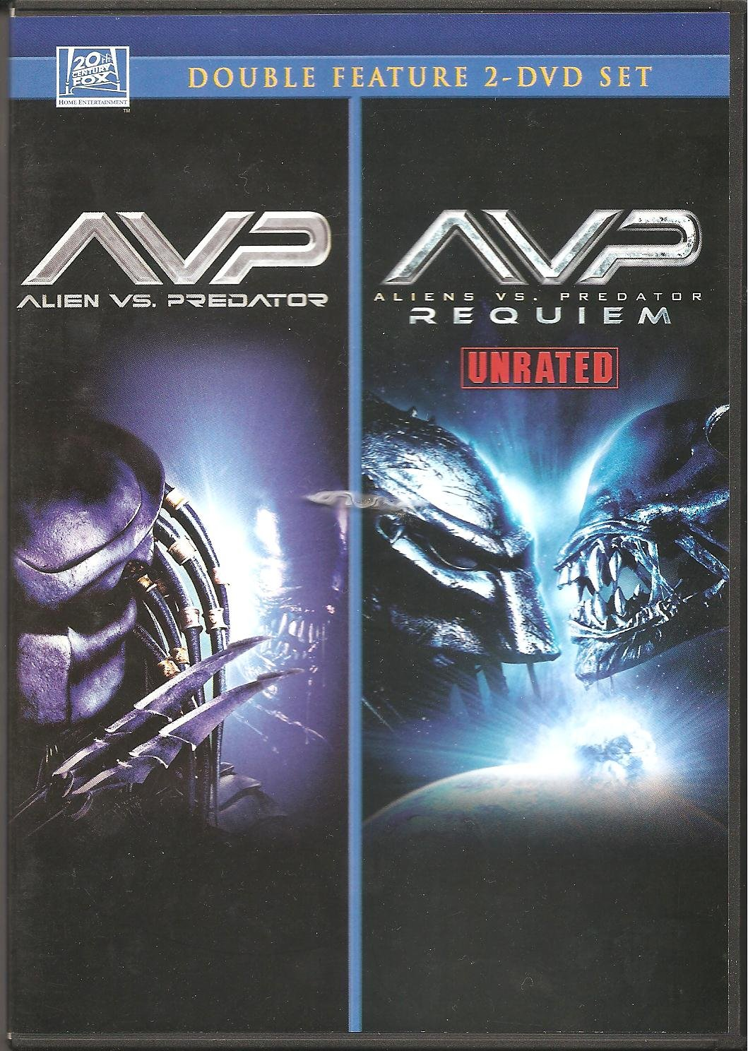 Alien vs. Predator/AVP - Requiem/Unrated Double Feature: Amazon.es: Cine y Series TV