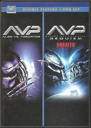Alien Vs Predator Avp Requiem Unrated Double Feature