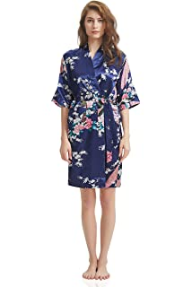 47156271d5 Chesslyre Women s Mulberry Silk Robes Chemise Petite 2 Piece Nighty ...