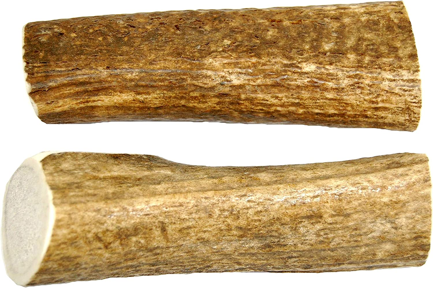 Big Dog Antler Chews Extra Large 2-Pack Elk Antler Dog Chews, 6 Inches to 10 inches Long, for Medium to Large Dogs and Puppies Brand