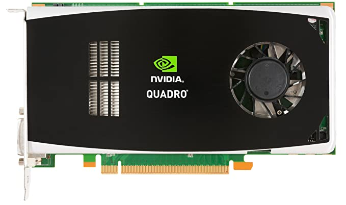 NVIDIA Quadro FX 1800 by PNY 768MB GDDR3 DDR3 PCI Express Gen 2 x16 DVI-I DL and Dual DisplayPort OpenGL, Direct X, CUDA, and OpenCL Profesional ...