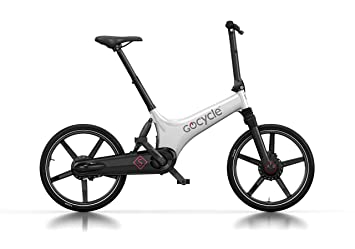 gocycle GS blanco/negro (freno delantero derecho)