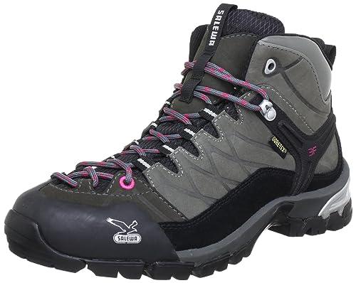 Salewa WS Hike Trainer GTX, Zapatillas de Senderismo para Mujer: Amazon.es: Zapatos y complementos
