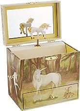 Enchantmints Fantasy - Cajas de música, Unicornio, Multicolor