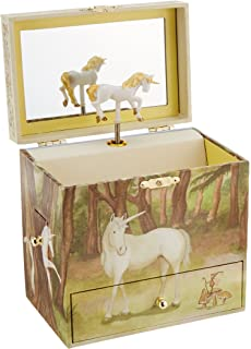 Amazoncom Enchantmints Ballerina Musical Jewelry Box Toys Games