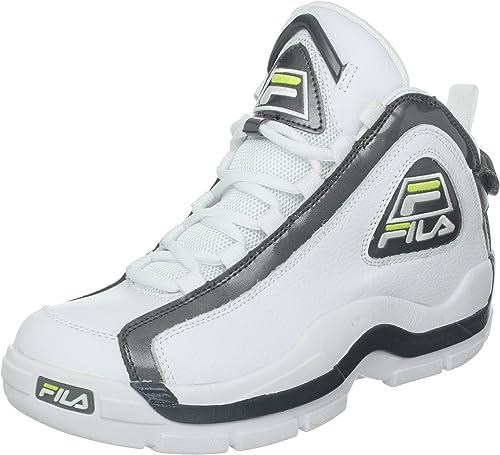 Fila 96 del Hombre Baloncesto Zapatos: Amazon.es: Zapatos y ...