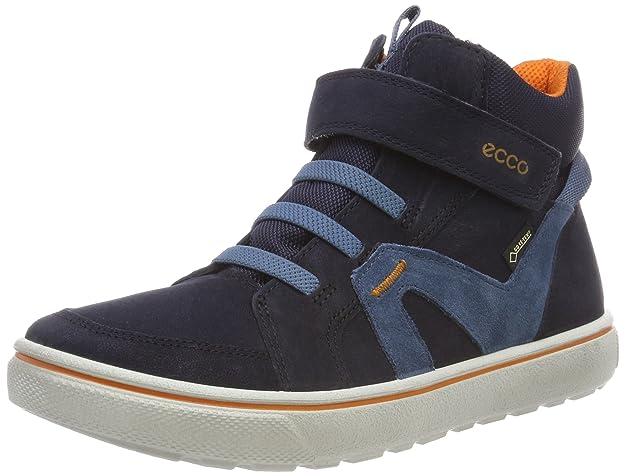 ECCO Jungen Glyder Hohe Sneaker
