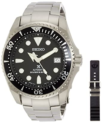 332ba93b1 PROSPEX watch diver mechanical self-winding (with manual winding)  Waterproof 200m hard Rex