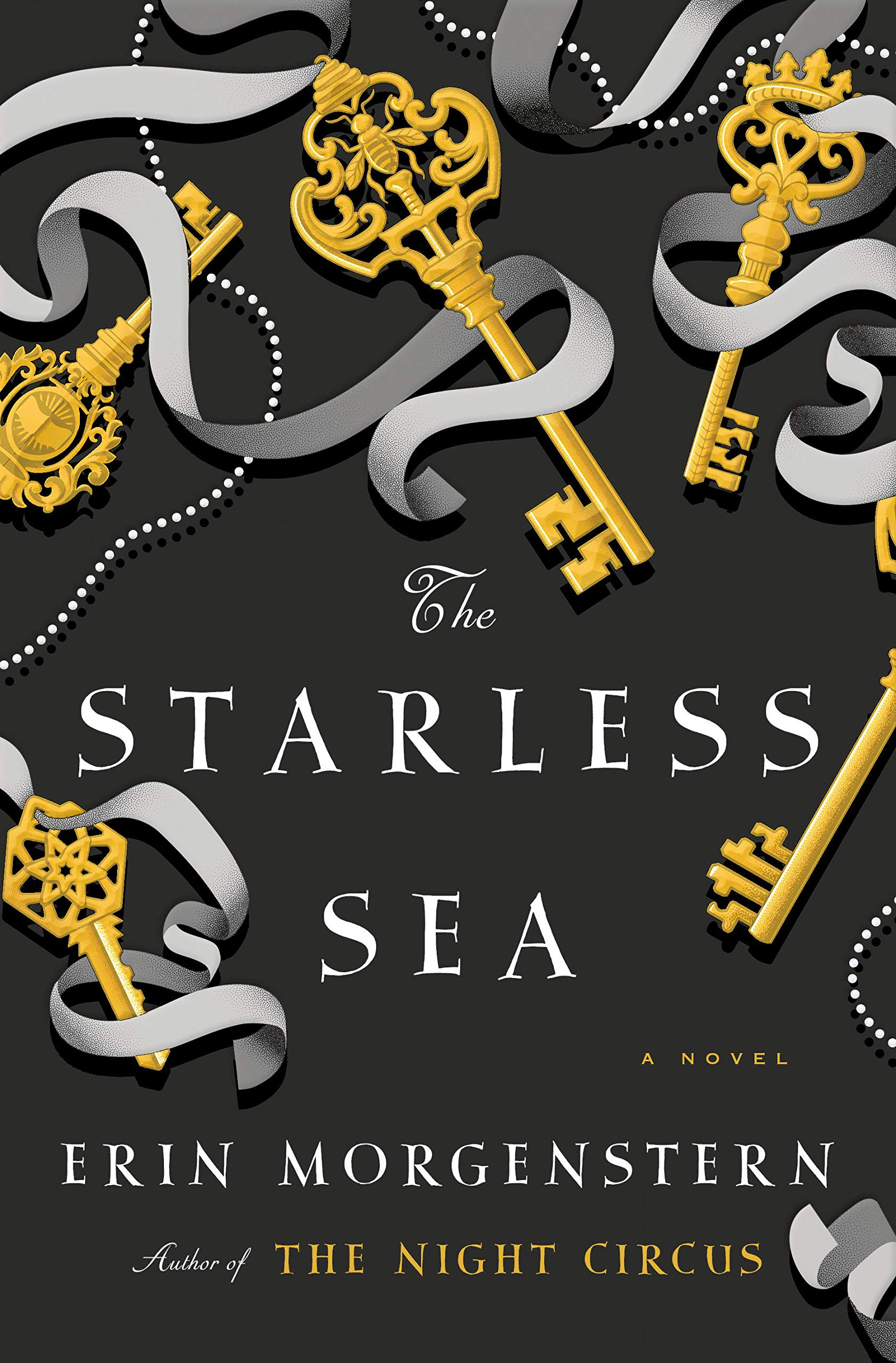 The Starless Sea: A Novel: Morgenstern, Erin: 9780385541213: Amazon.com:  Books