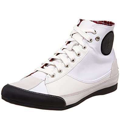 Kenneth Cole REACTION Men s Speed Ball High-Top Sneaker 7a70aae4c