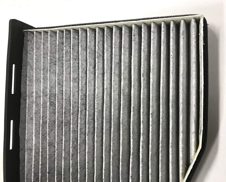 Genuine Volkswagen Cabin Air Filter, 1K1-819-653-B by Volkswagen: Amazon.es: Coche y moto