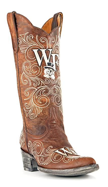 NCAA Wake Forest Demon Deacons Women's 13-Inch Gameday Boots