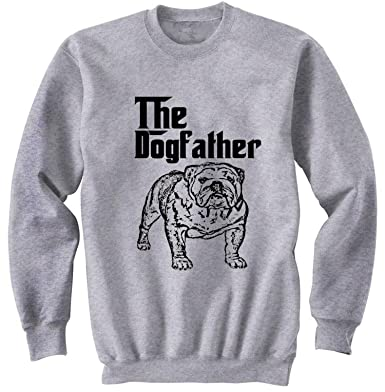 The dogfather Olde English Bulldogge Hoodie fKNIZ