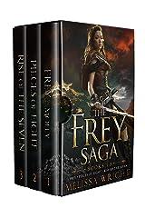 The Frey Saga: Books 1-3 Kindle Edition