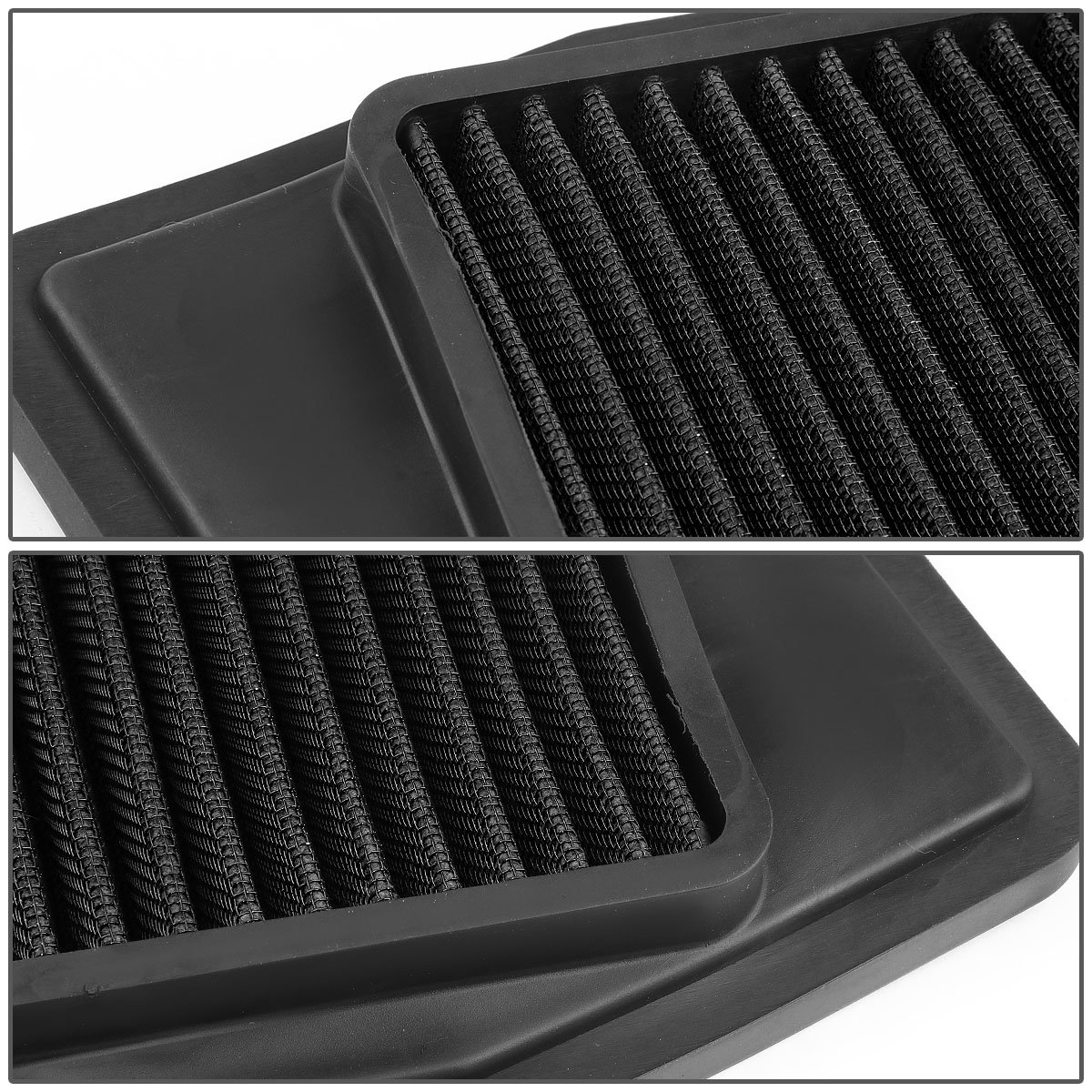 For 09-14 Acura TSX DNA Motoring AFPN-009-RD Drop In Panel Air Filter