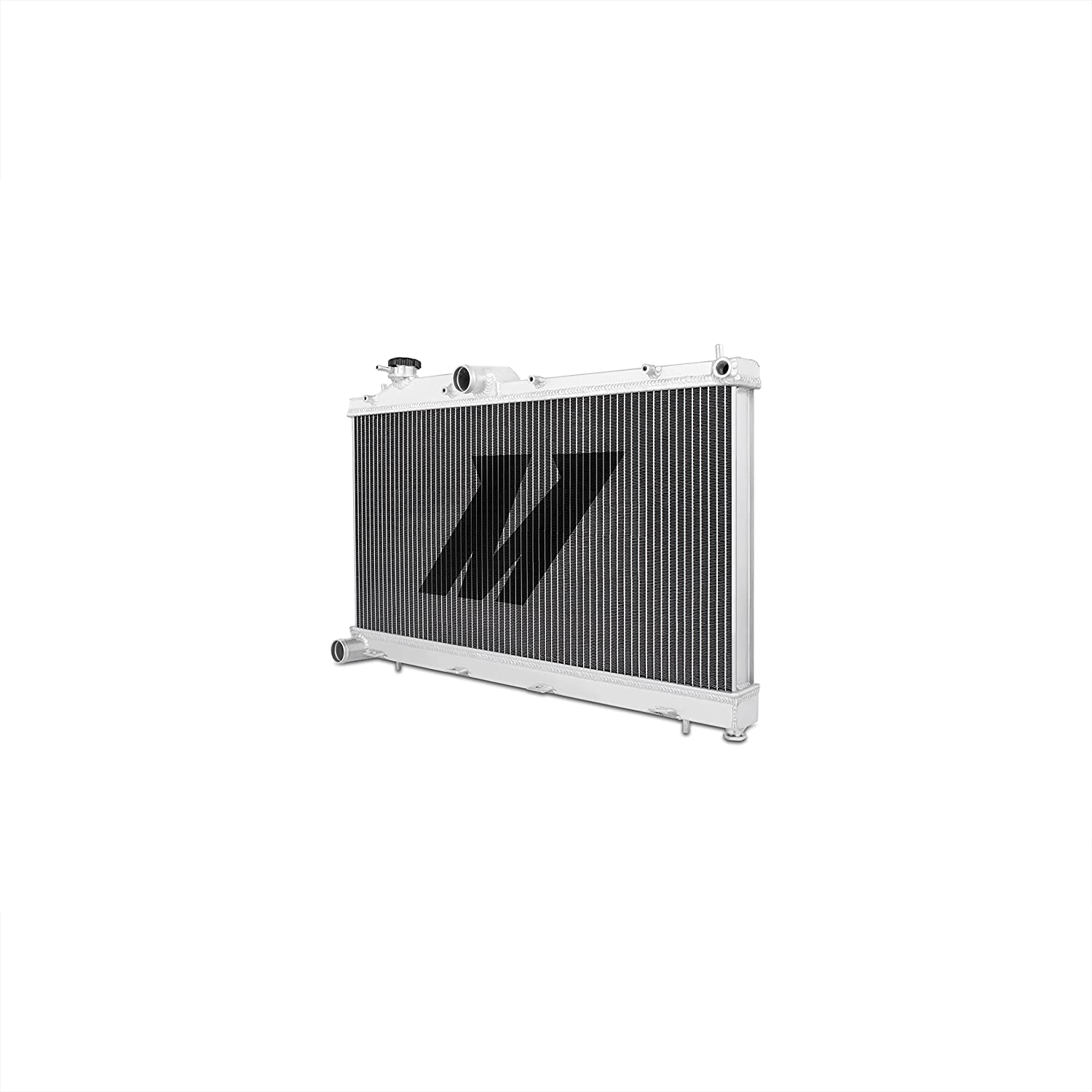Mishimoto MMRAD-STI-08X Performance Aluminum Radiator with Manual Transmission for Subaru WRX and STI 3 Row
