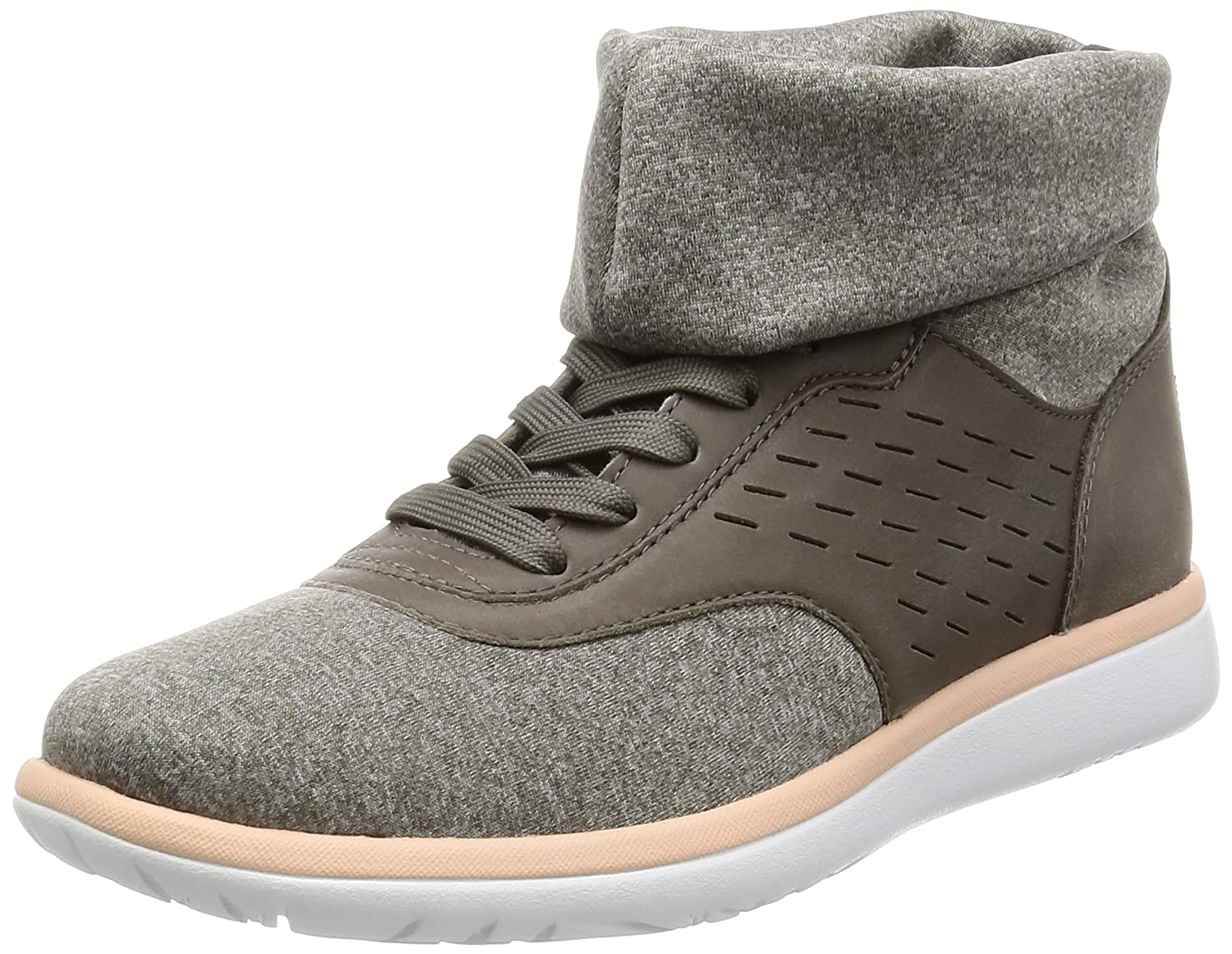 Ugg Australia s Women s Synthetic Islay Women High-Top s Brown High-Top Sneakers Synthetic Gris 5f7e6f4 - boatplans.space