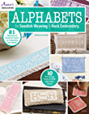 Alphabets for Swedish Weaving & Huck Embroidery (Annie's Needlework)