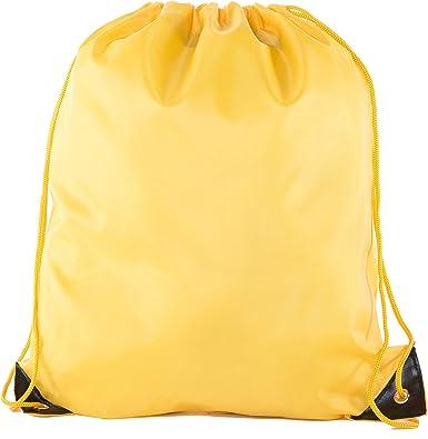Mato /& Hash Drawstring Bulk Bags Cinch Sacks Backpack Pull String Bags 15 Colors 1PK-100PK Available Mato /& Hash CA2500