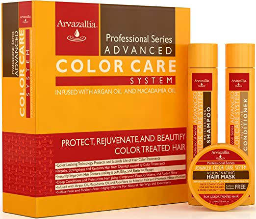 Advanced Color Care Sulfate Free Shampoo and Conditioner Set Review