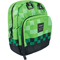 Minecraft Childrens/Kids Official Creeper Mini Backpack