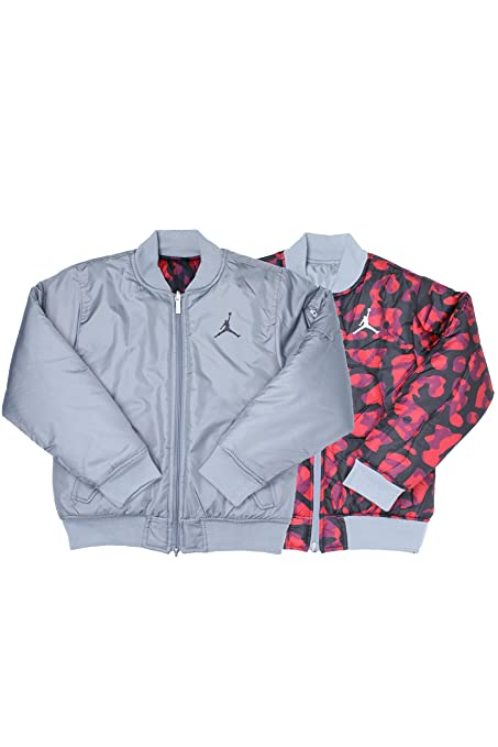 3d3b7658d47 Amazon.com: Boys' Jordan Fly Reversible Jacket Size Large/12-13: Everything  Else