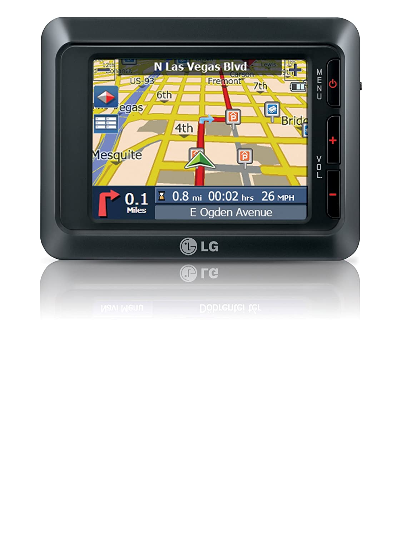 Amazon.com: LG LN735 3.5-inch Portable GPS Navigator