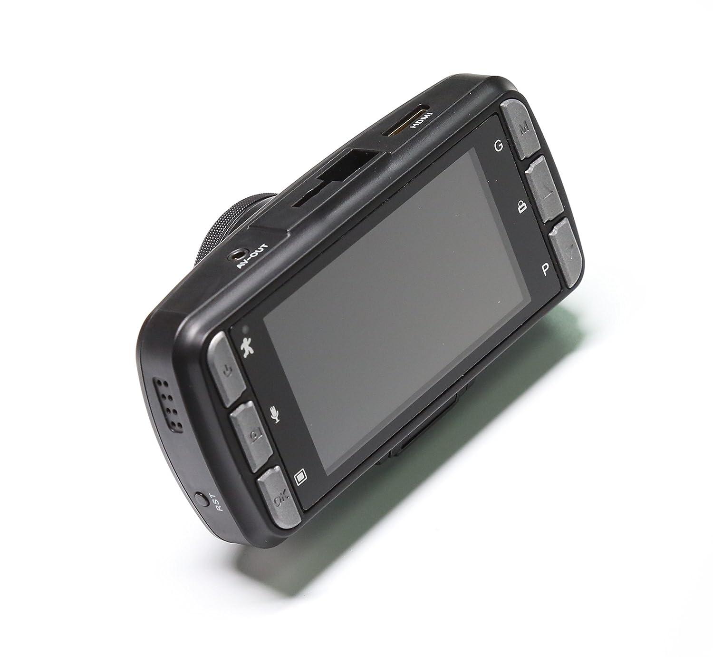 DriveSmart Pro HD GPS Fijo & MÓVIL CÁMARA DE VELOCIDAD Detector con incorporado Cámara SALPICADERO: Amazon.es: Electrónica