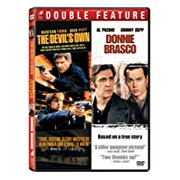 The Devil's Own/Donnie Brasco (Special Edition) (Bilingual)