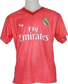 Real Madrid FC Camiseta Infantil Réplica Oficial Licenciado ...