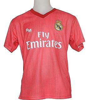 Camiseta - Personalizable - Tercera Equipación Replica Original Real Madrid  2018 2019 e0f0610326e