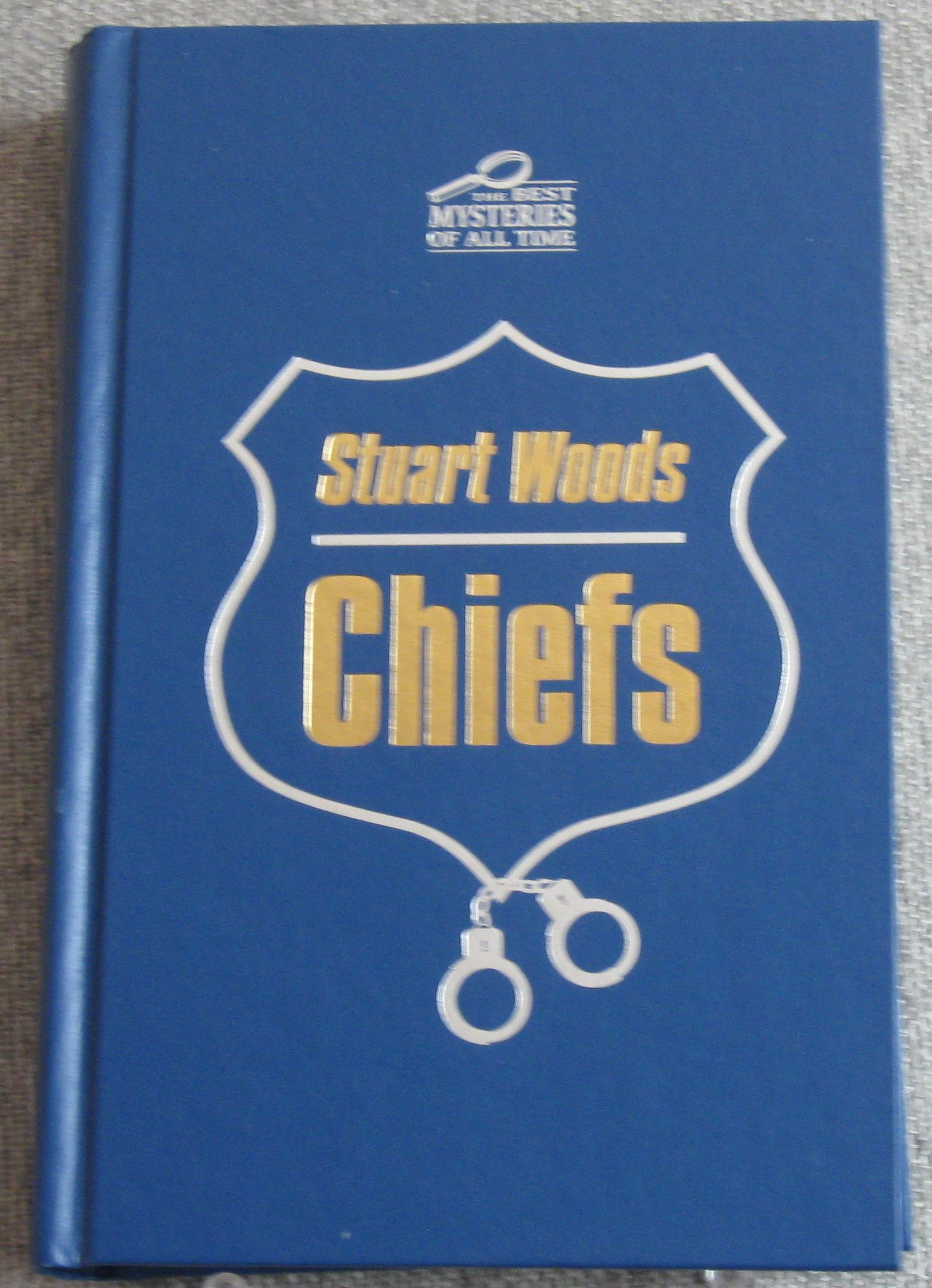 CHIEFS (THE BEST MYSTERIES OF ALL TIME) ebook
