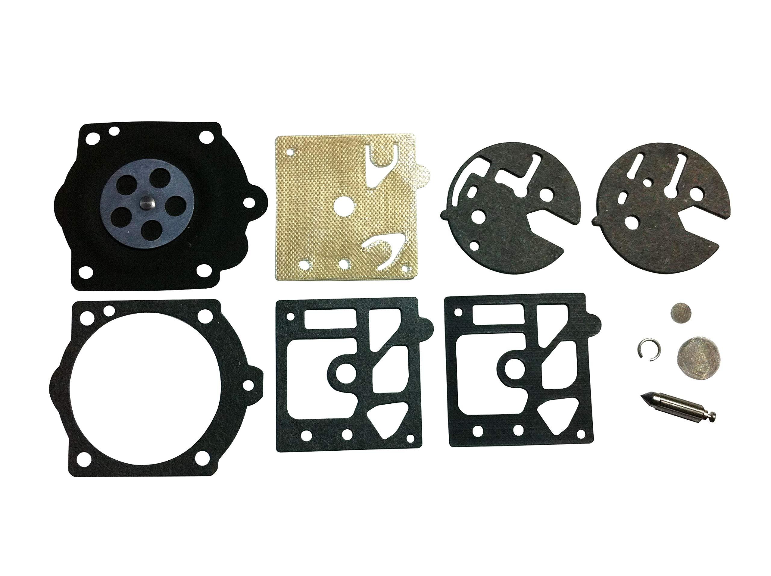 C·T·S Carburetor Repair/Rebuild Kit Replaces Walbro K10-HDB