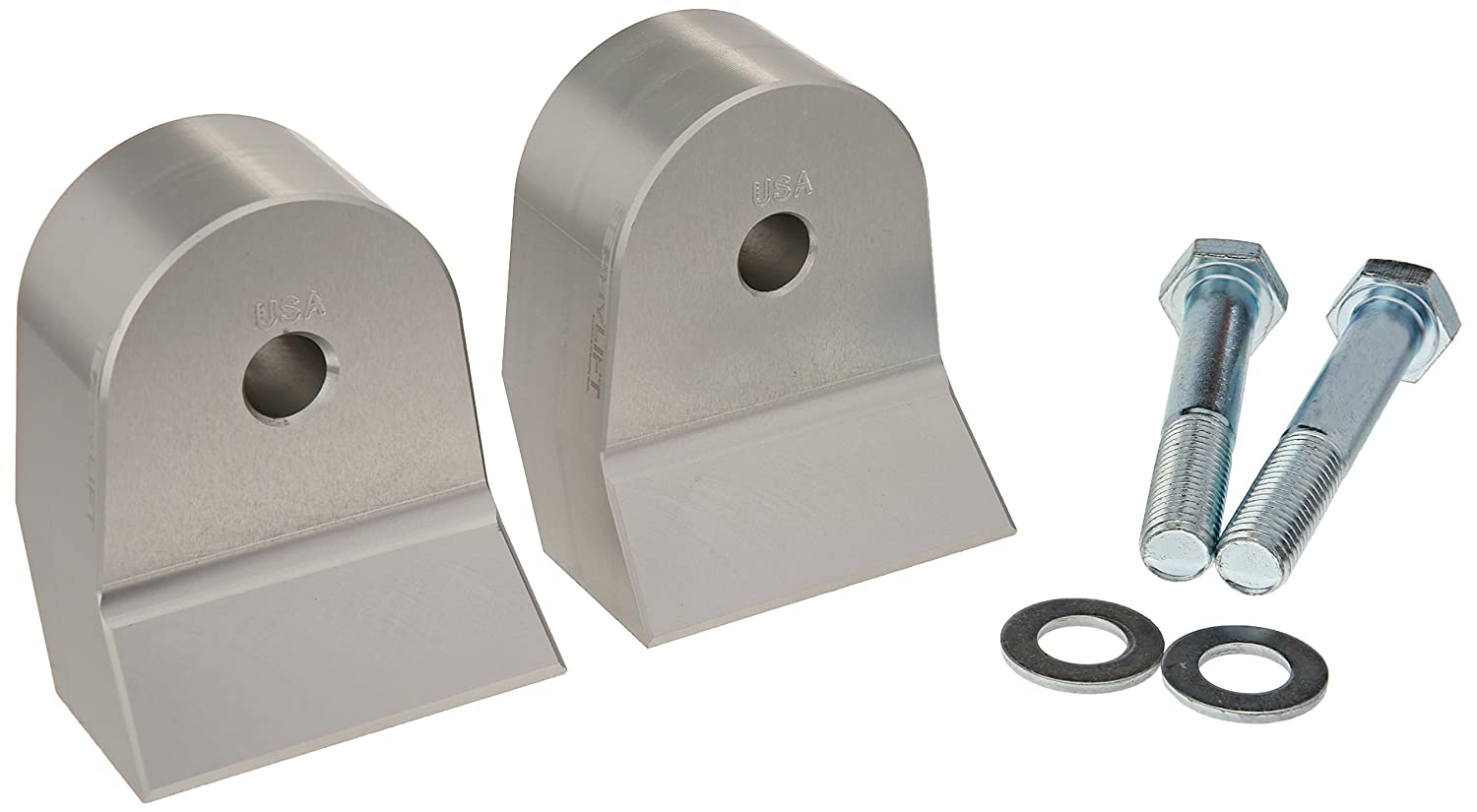 ReadyLift T6-2111S T6 Billet Silver 1.5 Leveling Kit for Ford Super Duty F250 4WD 2005-Up