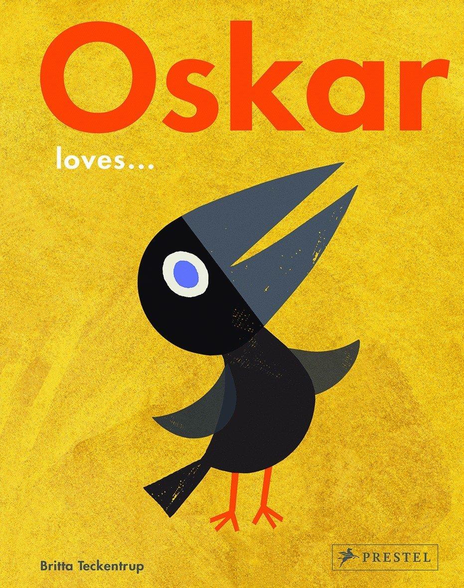 oskar loves  Oskar Loves...: Britta Teckentrup: 9783791372709: : Books